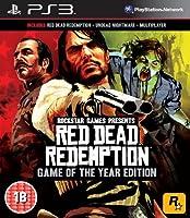レッド·デッド·リデンプション - 年版(PS3)英語のインポートのゲーム  Red Dead Redemption - Game of The Year Edition (PS3) English import