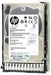 HP 652583-B21 - 600GB 2.5in SAS 10K 6Gb/s SC Enterprise Hard Drive (Renewed)