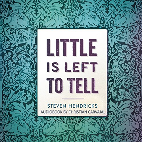 Little Is Left to Tell audiobook cover art