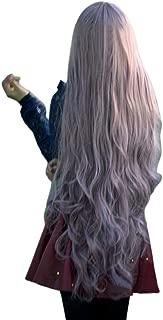 Fashion Womens Lady Long Curly Wavy Hair Full Wigs Cosplay Party Anime Lolita Wig 100cm