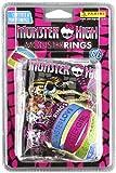 Pulseras monster high 4 sobres condos pulseras