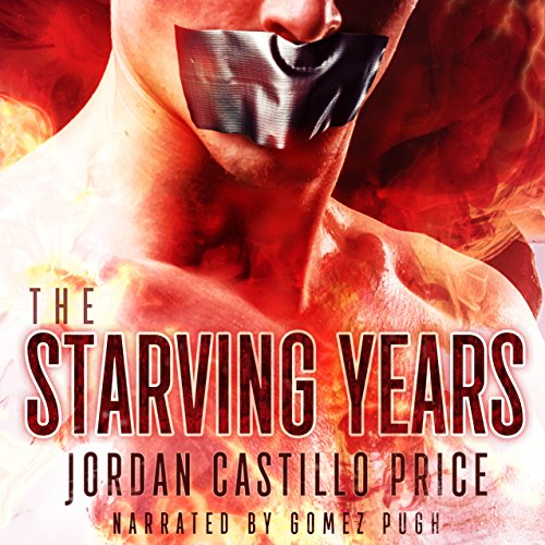 The Starving Years: MMM Dystopian Romance cover art