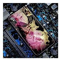 【着信で光る、音楽!】iPhone 12 発光ケース Iphone 11用ケース LEDフラッシュ通知着信光る X/xs 人気のiphone 全面保護ケース IPhone12 Pro Max 保護カバー 耐衝撃性 擦り傷防止 IPhone 7/8 Plus/se2/Xr 携帯電話ケース 脱着簡単 IPhone11pro 用ケース ワイヤレス充電対応,C-iphone 11