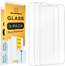 Mr.Shield Designed For ASUS ZenFone 5Z [Tempered Glass] [3-PACK] Screen Protector with Lifetime Replacement