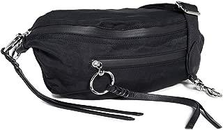 Women's Bree Large Zip Nylon Belt Bag
