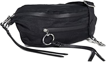 Rebecca Minkoff Women's Bree Large Zip Nylon Belt Bag