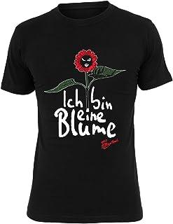 Alligatoah T-Shirt Ich Bin eine Blume