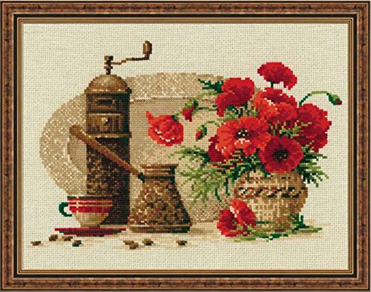 RIOLIS 1121 - Coffee - Counted Cross Stitch Kit 11?