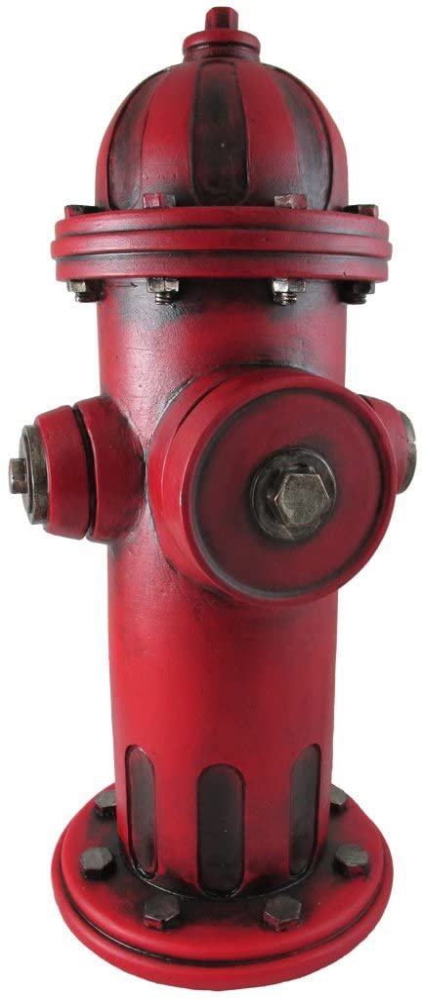Pine Ridge Replica Fire Hydrant for Outdoor 初売り 14 Dogs inch Garden ランキングTOP5