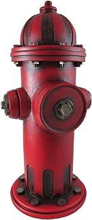صنبور إطفاء الحرائق للكلاب، تمثال حديقة، 35.56 سم للخارج المنزل، ديكور، تزيينية ياردة للحديقة