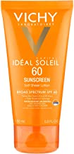 Vichy Laboratories Capital Soleil SPF 60 Soft Sheer Sunscreen Lotion, 5 Ounce