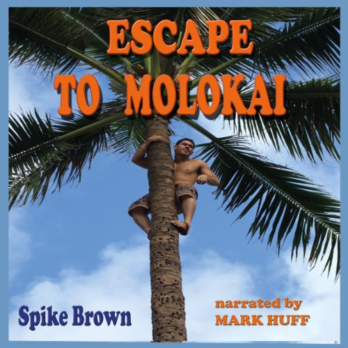 Escape to Molokai audiobook cover art