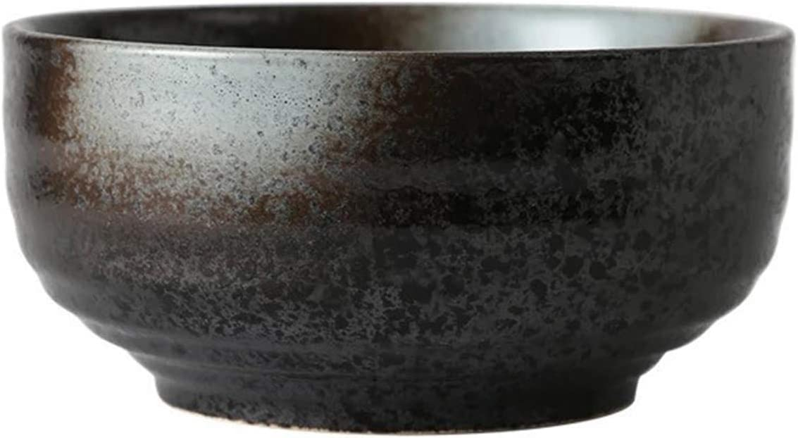 Cereal latest Bowl Japanese Style Ramen Large Max 50% OFF Household Ceramic Ri