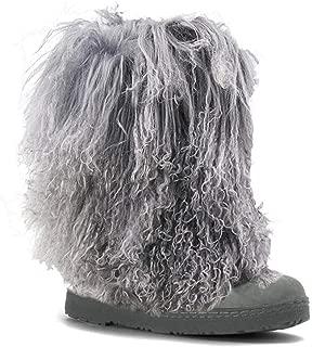 Womens Boetis II Round Toe Mid-Calf Fashion Boots