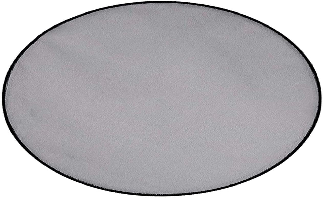 CargoTi Round Fire Pit NEW before selling ☆ Special price Mat Fireproof for Fi Layer-Thickened