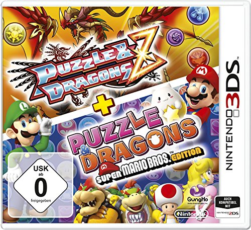 Puzzle & Dragons Z + Puzzle Dragons Super Mario Bros. Edition