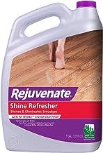 Rejuvenate Shine Refresher Hardwood Polish Restorer Removes Scratches from Wood Floors Restores Shine and Protects Laminat...