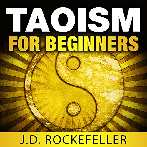 Taoism for Beginners audiobook cover art