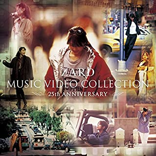ZARD MUSIC VIDEO COLLECTION~25th ANNIVERSARY~ [DVD]