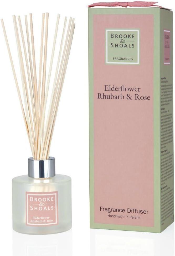 Brooke Shoals Dallas Mall Fragrance Diffuser At the price - 4 oz Rhubarb Elderflower