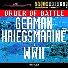 German Kriegsmarine in World War II: Order of Battle