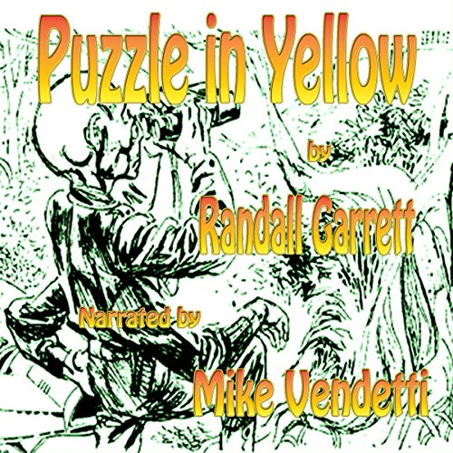 Puzzle in Yellow cover art