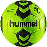 HUMMEL Ballon DE Handball Sense Grip Training + (Acid Lime/Asphalt, T3)