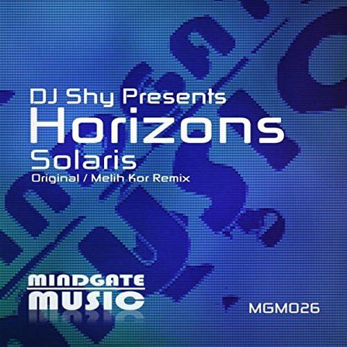 DJ Shy Pres. Horizons