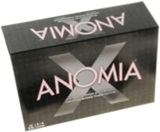 Anomia X Party Game _ Bonus 2 Gold Drawstring Pouches _ Bundled Items _ 2