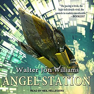 Angel Station cover art