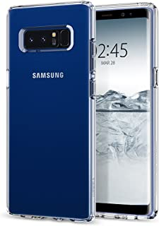 Spigen Liquid Crystal Designed for Samsung Galaxy Note 8 Case (2017) - Crystal Clear