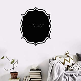 paecui Wall Stickers Quotes Vinyl Art Room Mural Posters Stickers Frame for Nursery Kid Room