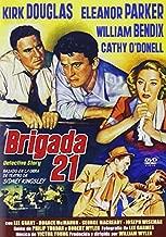 Detective Story - BRIGADA 21 - William Wyler - Kirk Douglas.