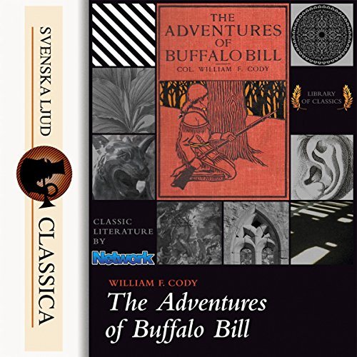 The Adventures of Buffalo Bill audiobook cover art
