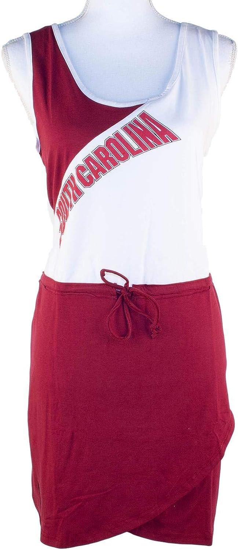 Flying colors Womens Junior Cut University of South Carolina Breathtaker Dress