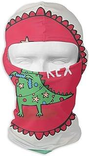 Yohafke Horse Animal Balaclava - Windproof Ski Mask - Motorcycle Full Face UV Protection Mask Multicolor10
