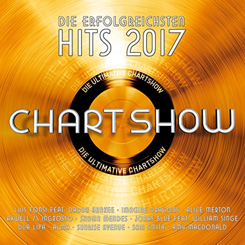 Die ultimative Chart-Show - Hits 2017