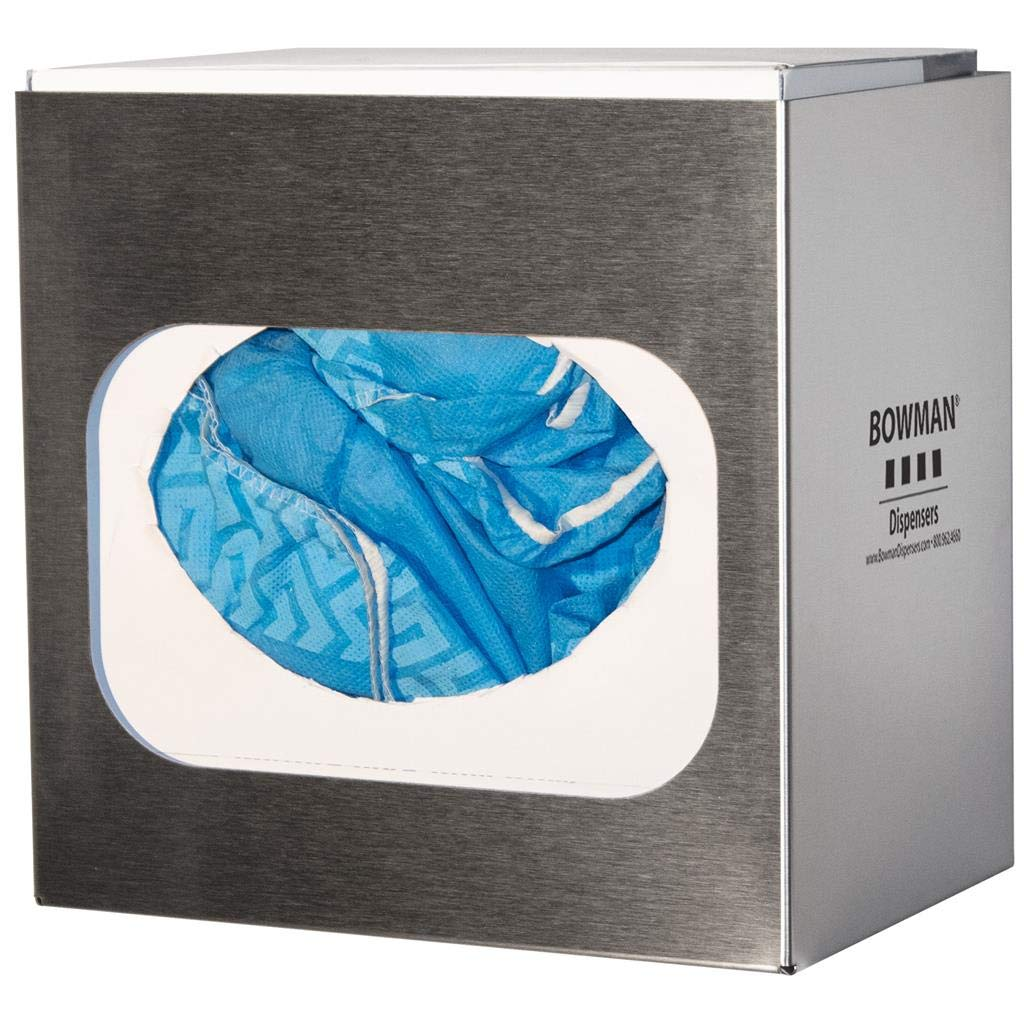 Protective gift Wear Dispenser - Manufacturer regenerated product Shoe Cover Holds one Box of Cov