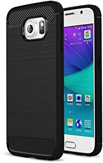 Ceavis Samsung Galaxy S6 edge ケース (ブラック)