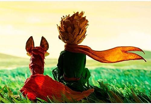 productos creativos Puzzle House- Carteles y fotogramas de películas, Rompecabezas de de de Madera, Little Prince, Cut & Fit, Basswood 500 1000 1500 2000 Piezas Fotografía en Caja Juguetes Arte Juego Pintura para Adult  disfrutando de sus compras