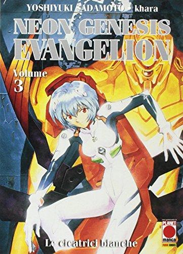 Neon Genesis Evangelion 3 - prima ristampa