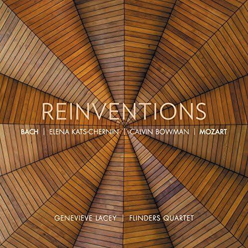 Genevieve Lacey & Flinders Quartet