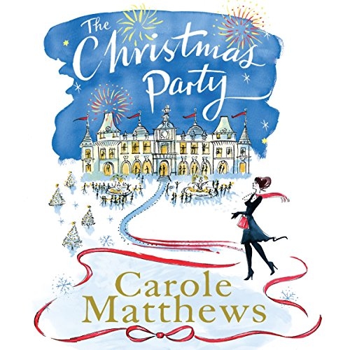 The Christmas Party audiobook cover art