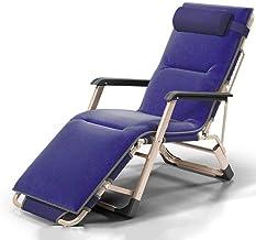 Lightweight Durable Folding Chair Folding Bed Single Bed Lunch Break Bed Simple Folding Recliner Lunch Break Sleep Chair O...