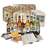 Deutsches Bier Probier-Set - Ostergeschenkidee für Männer, Ostergeschenk für Männer oder ausgefallene Geschenkideen für Männer