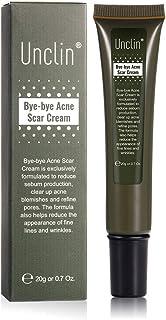 Unclin adiós cicatriz acné crema de aceite esencial de árbol de té Anti-Acné crema 20g