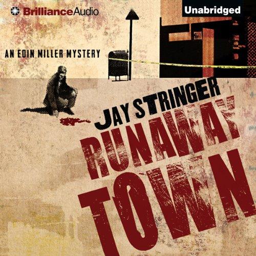 Runaway Town audiobook cover art