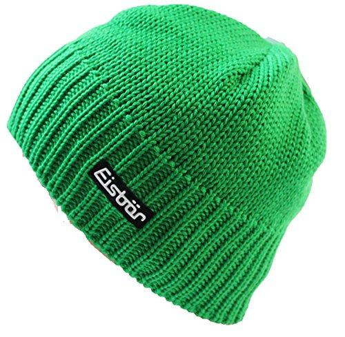 Eisbär Mütze - Trop XL (grün - 063)