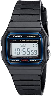F91W-1 Casual Sport Watch