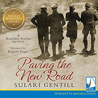 Paving the New Road cover art